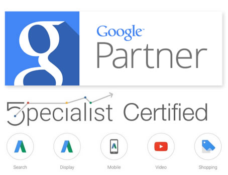 Google Partners Adwords Certified Specialist
